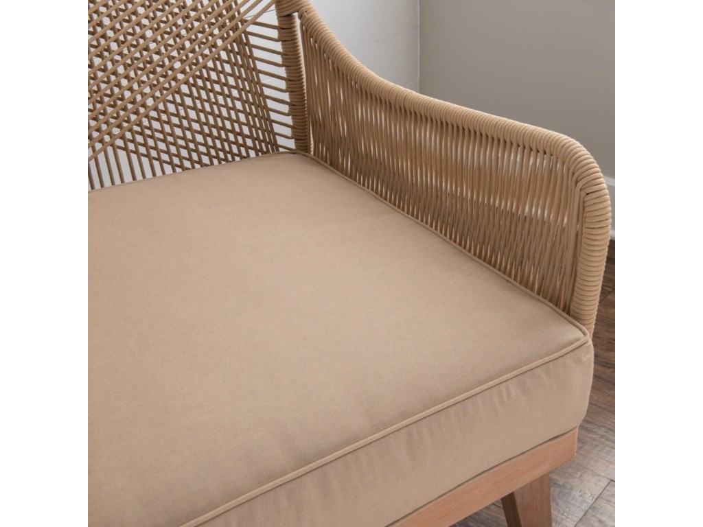 Powell AtwoodOutdoor Upholstered Chair
