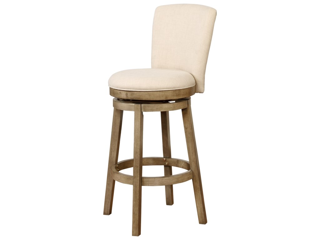 Powell Bar Stools & TablesDavis Upholstered Barstool