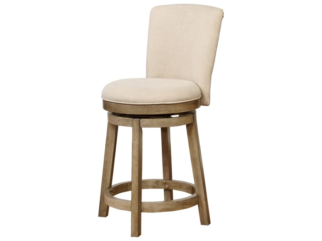 Powell Bar Stools & TablesDavis Upholstered Counterstool