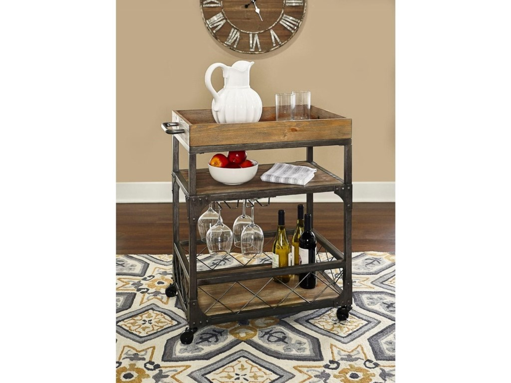 Powell Misc. Bars & Game RoomCollin Bar Cart