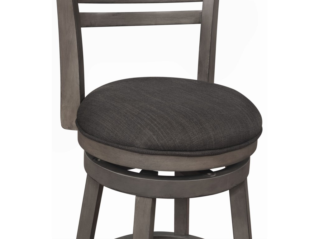 Powell Bar Stools & TablesTegan Grey Barstool