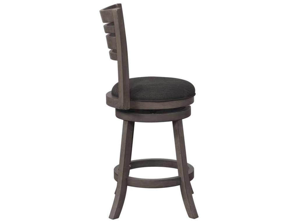 Powell Bar Stools & TablesTegan Grey Counter Stool