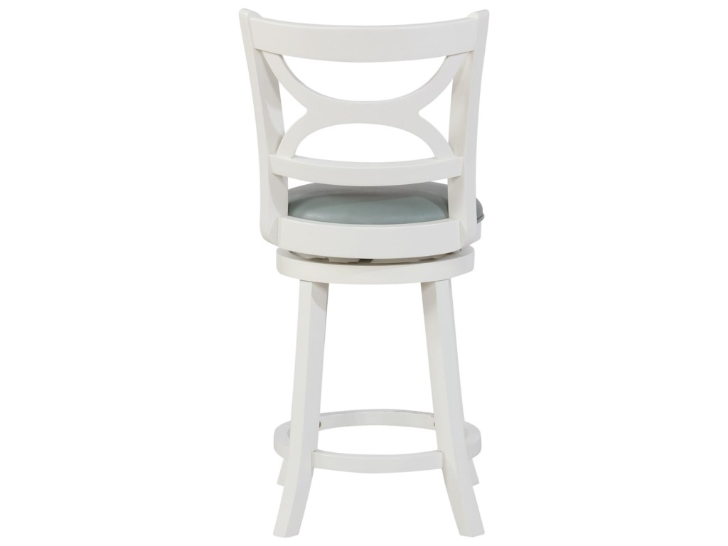 Powell Bar Stools & TablesSawyer Cream Counter Stool