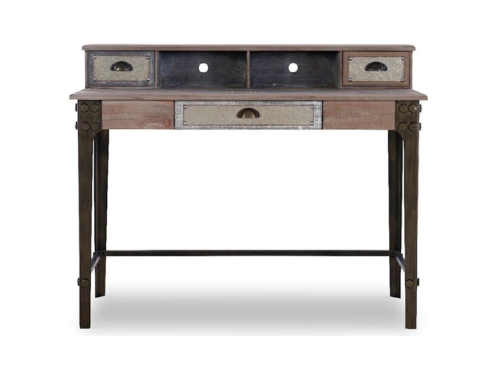Powell BarrettDouble Pedestal Desk