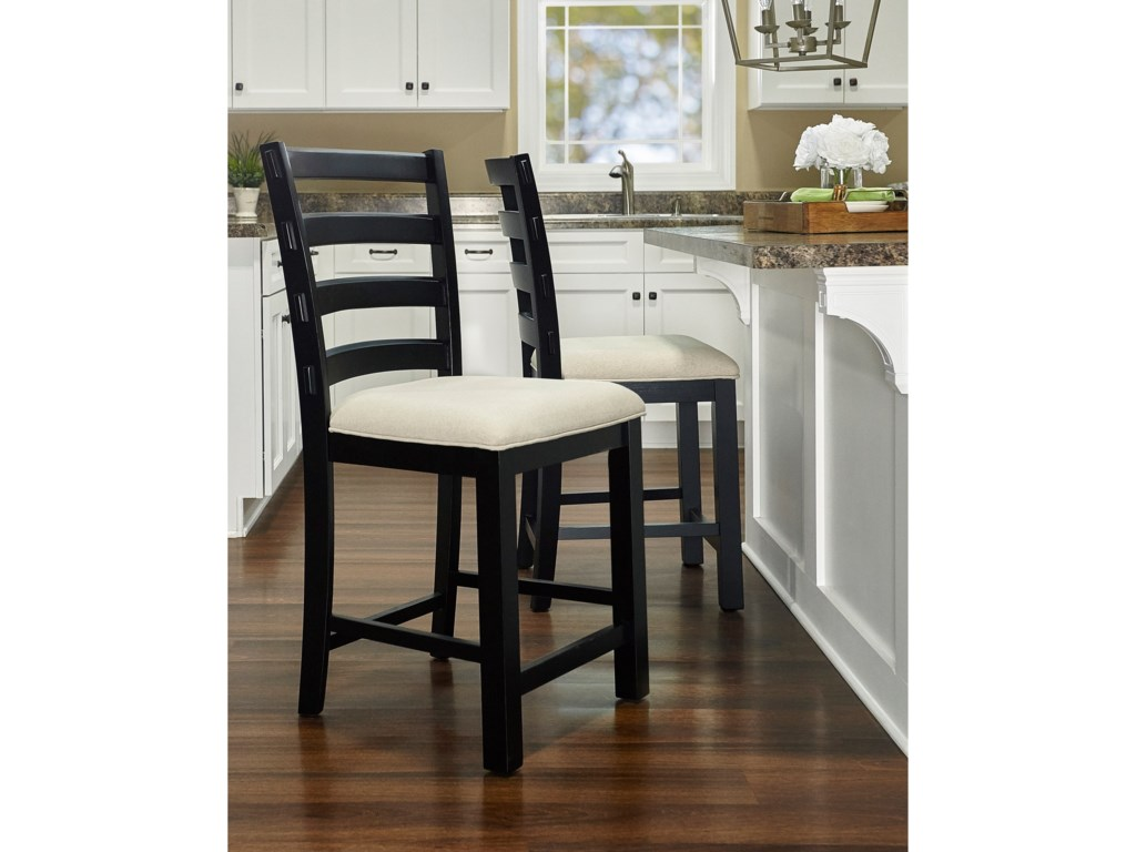 Powell ChandlerCounter Height Stool