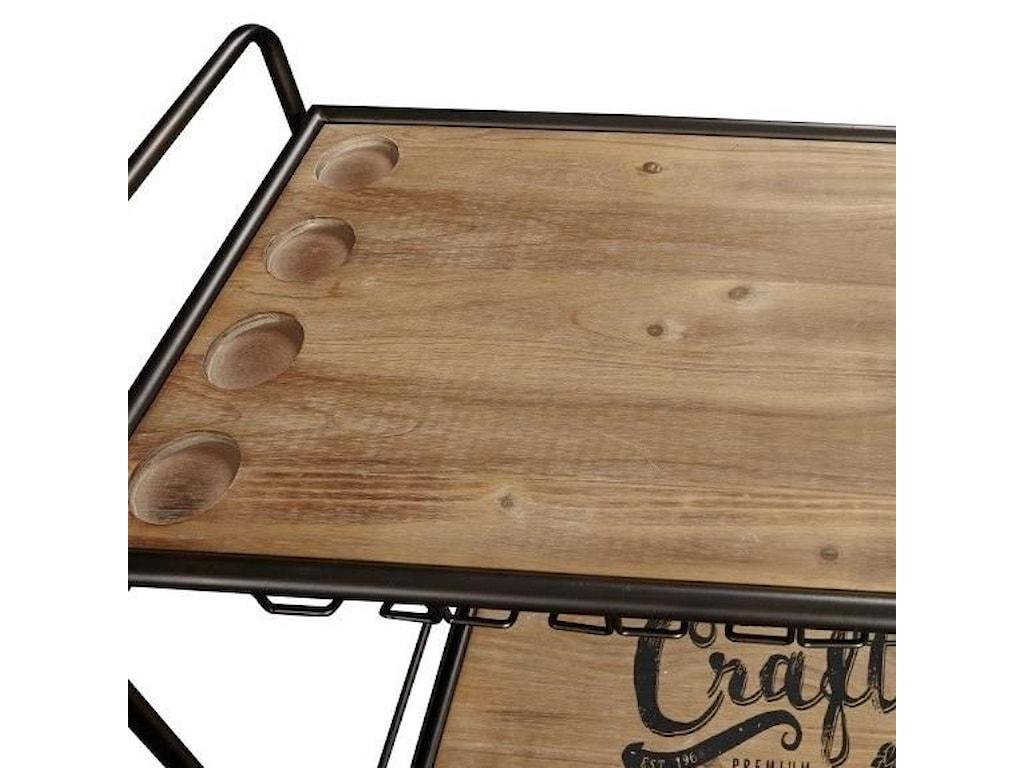 Powell CraftBar Cart