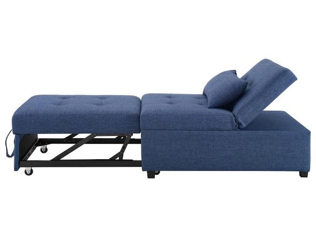 Powell DozerPullout Sleeper Chair