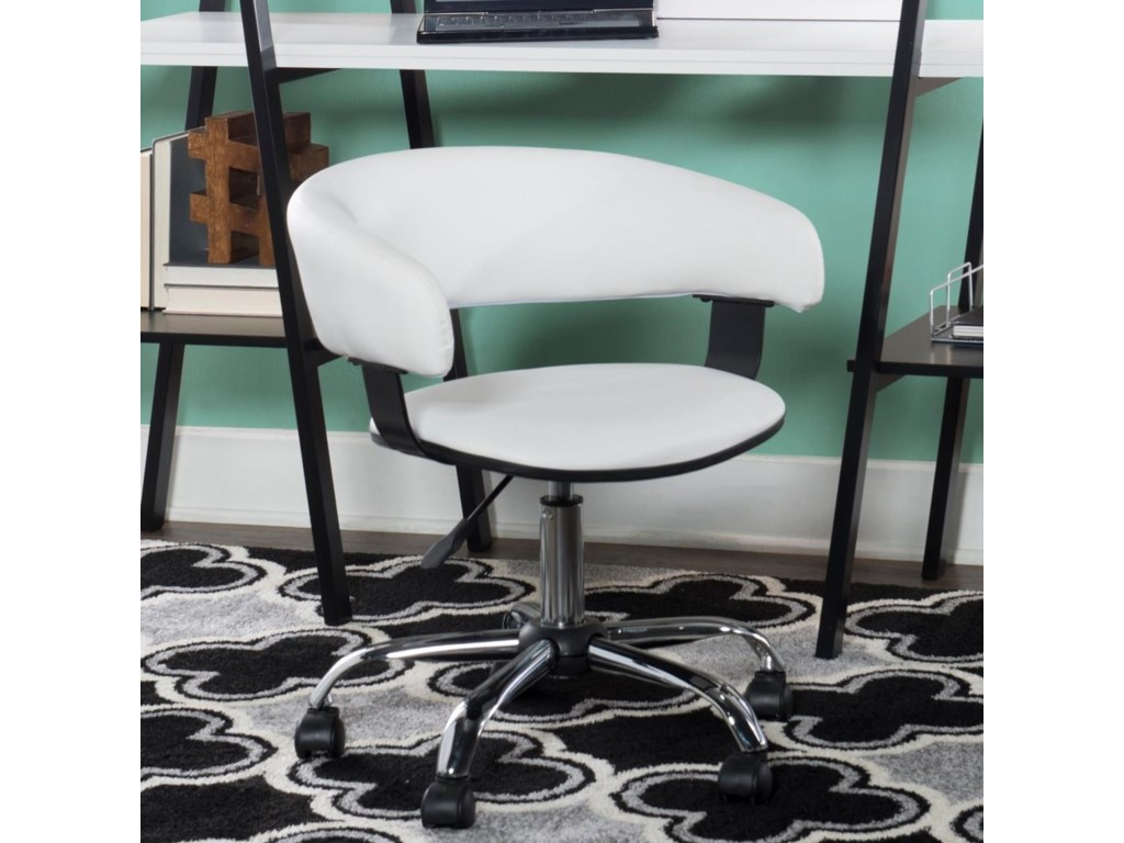 Powell EliOffice Task Swivel Chair