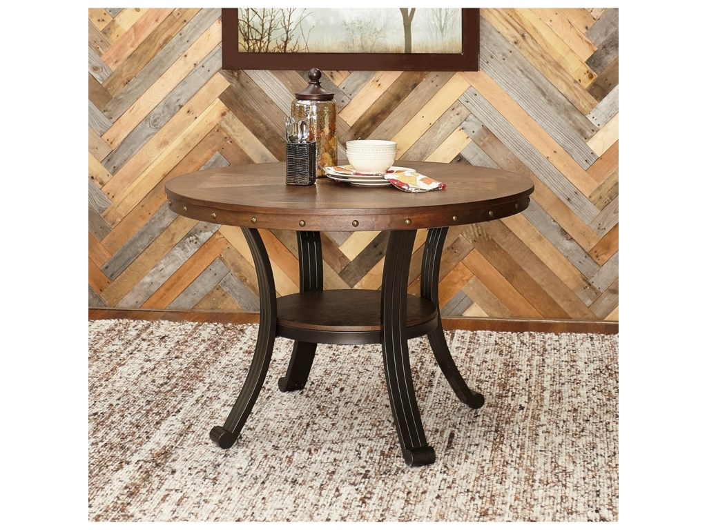 Powell Franklin Franklin Dining Table