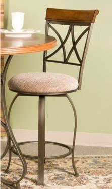Powell Hamilton Swivel Counter Stool Wayside Furniture