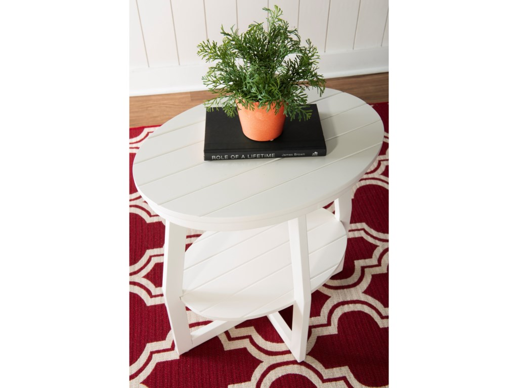 Powell LachlanEnd Table