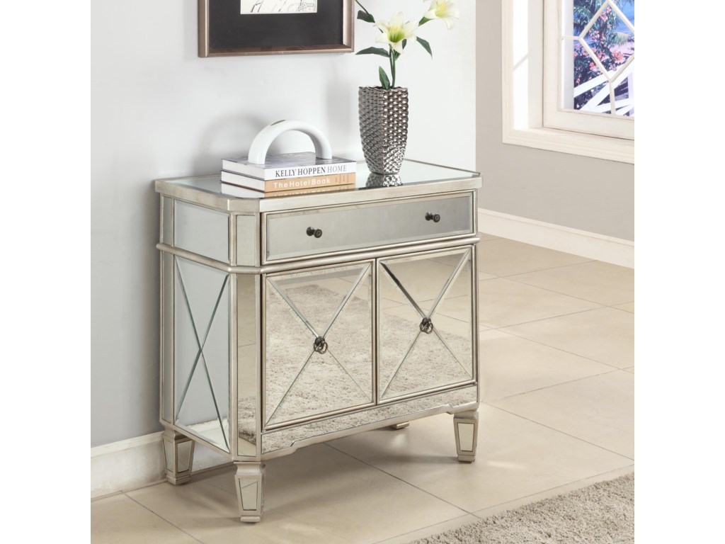 Powell Accent FurnitureRodeo Console