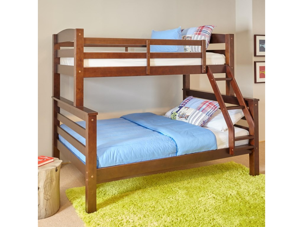 and bunk products twin beds bed powell youth heavy item metal number b over bunks