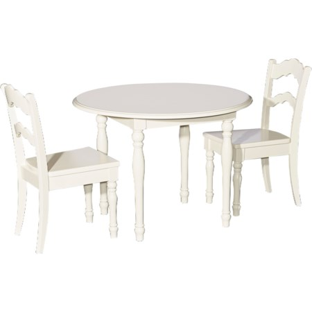 Youth Table and 2 Chairs