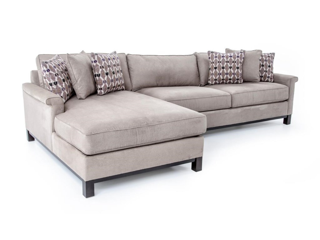 Precedent Urban PlanningCustomizable 2 Pc Sectional Sofa