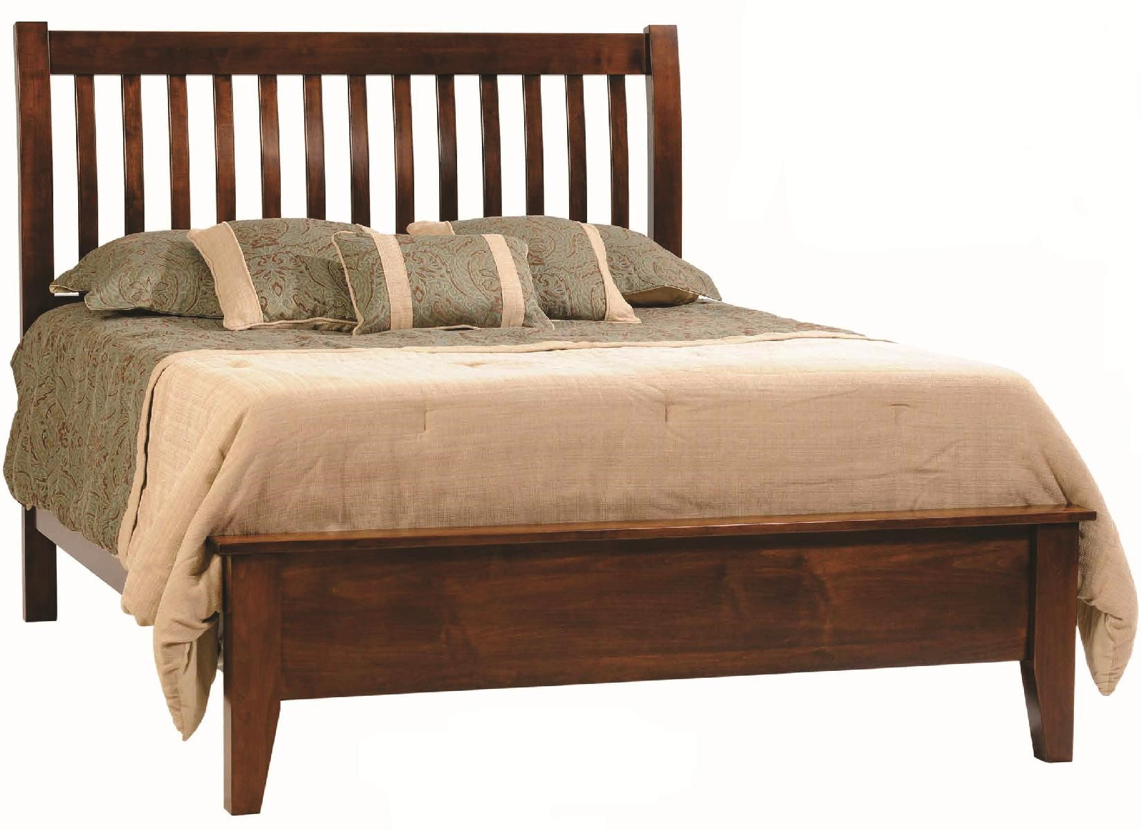 rotmans amish huntington shaker queen carlisle solid wood, Headboard designs
