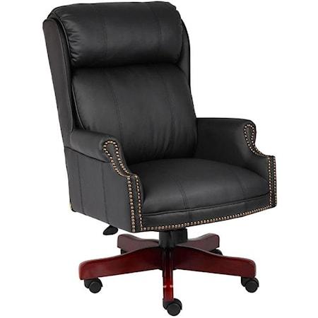 Nail Trim Executive Chair