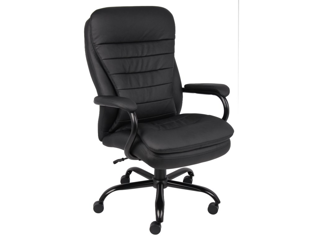Presidential Seating Executive ChairsHeavy Duty Black Executive Chair