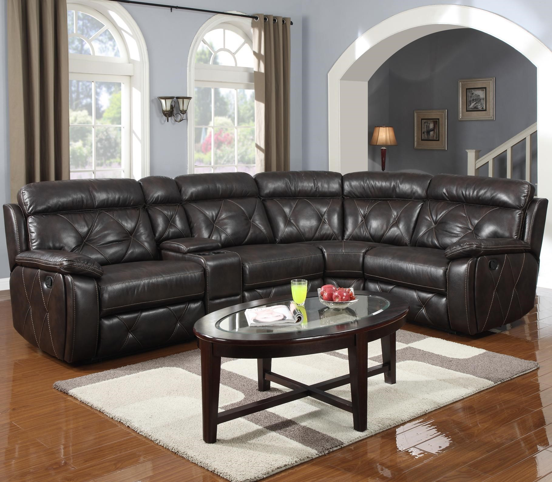 prime resources axel axel modular reclining sectional