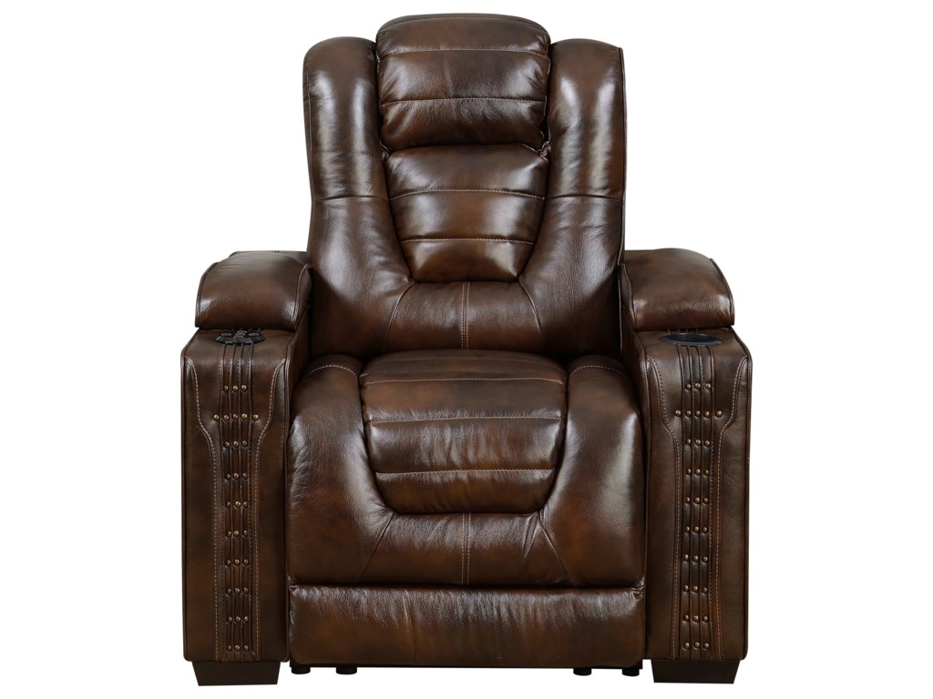 Prime Resources International Big ChiefPower Recliner