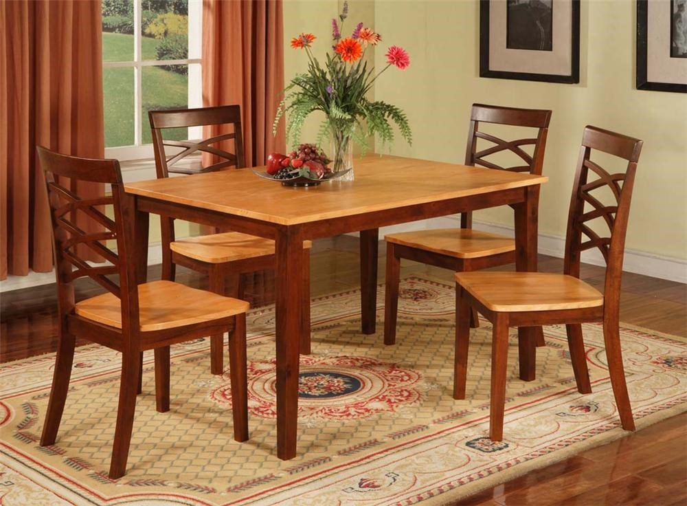 Primo International 1552Two Tone Table & Chairs