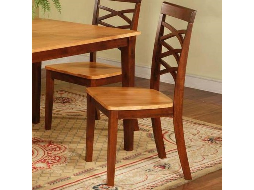 Primo International 1552Dining Side Chair