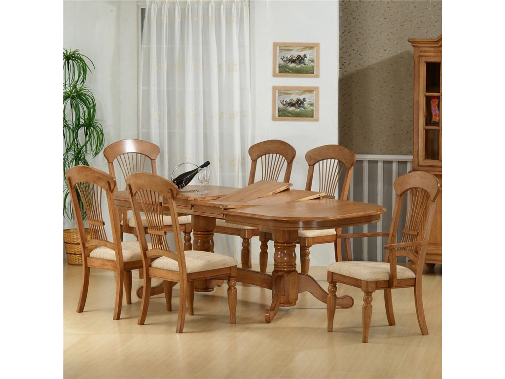 Primo International 1855Dining Table