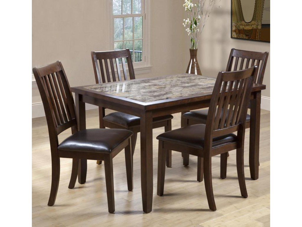 Primo International 20965 Piece Table & Chair Set