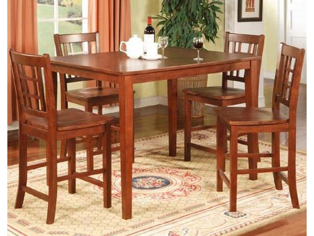 Primo International 25525 Piece Pub Dining Set