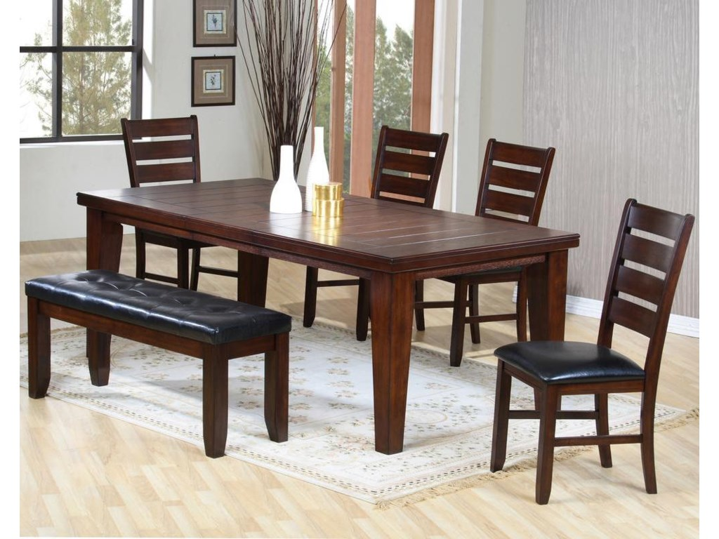 Primo International 2842Dining Table