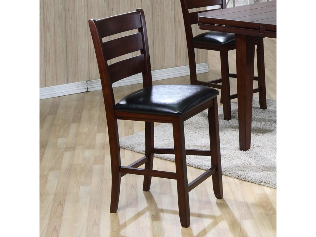 Primo International 4540Upholstered Pub Height Chair
