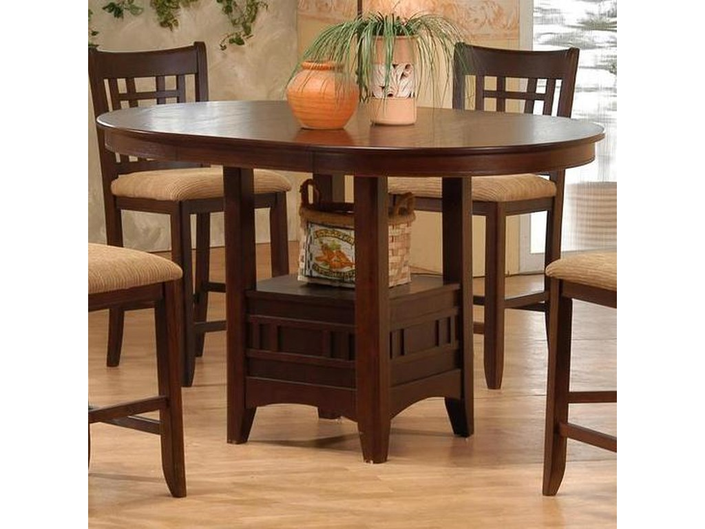 Primo International 4560Counter Height Table