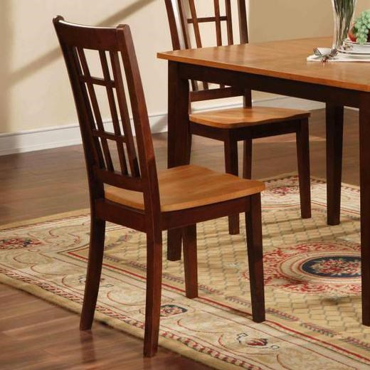 Primo International 552Slat Back Dining Chair