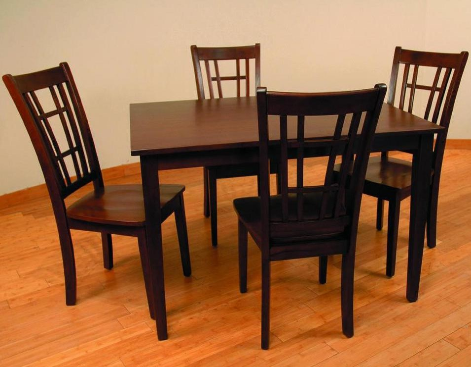 Primo International 552Slat Back Dining Chair