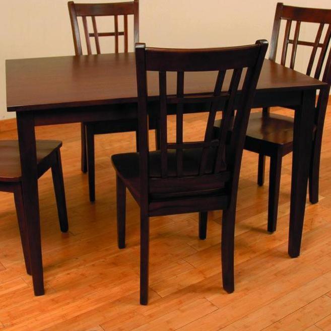 Primo International 552Rectangular Dining Table