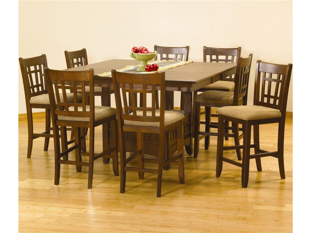 Primo International 606Table & Chair Set