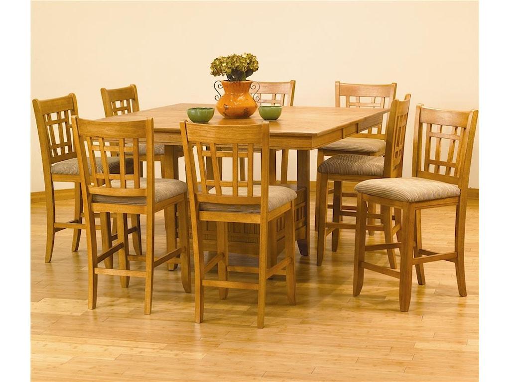 Primo International 606Table & Chair Set