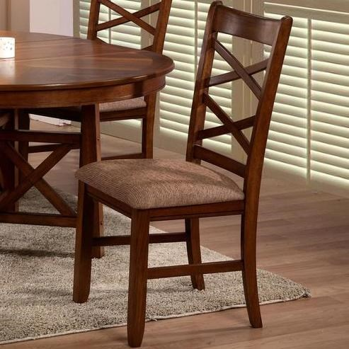 Primo International 6506Dining Side Chair