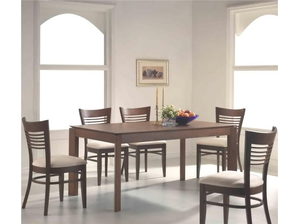 Primo International 6730Table and Chair Set