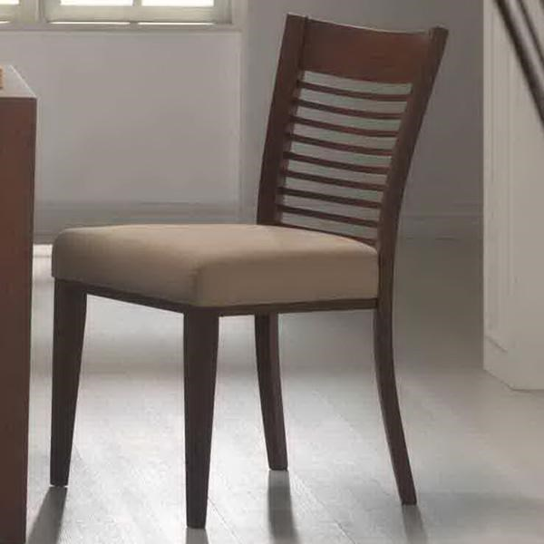 Casual Ladderback Side Chair