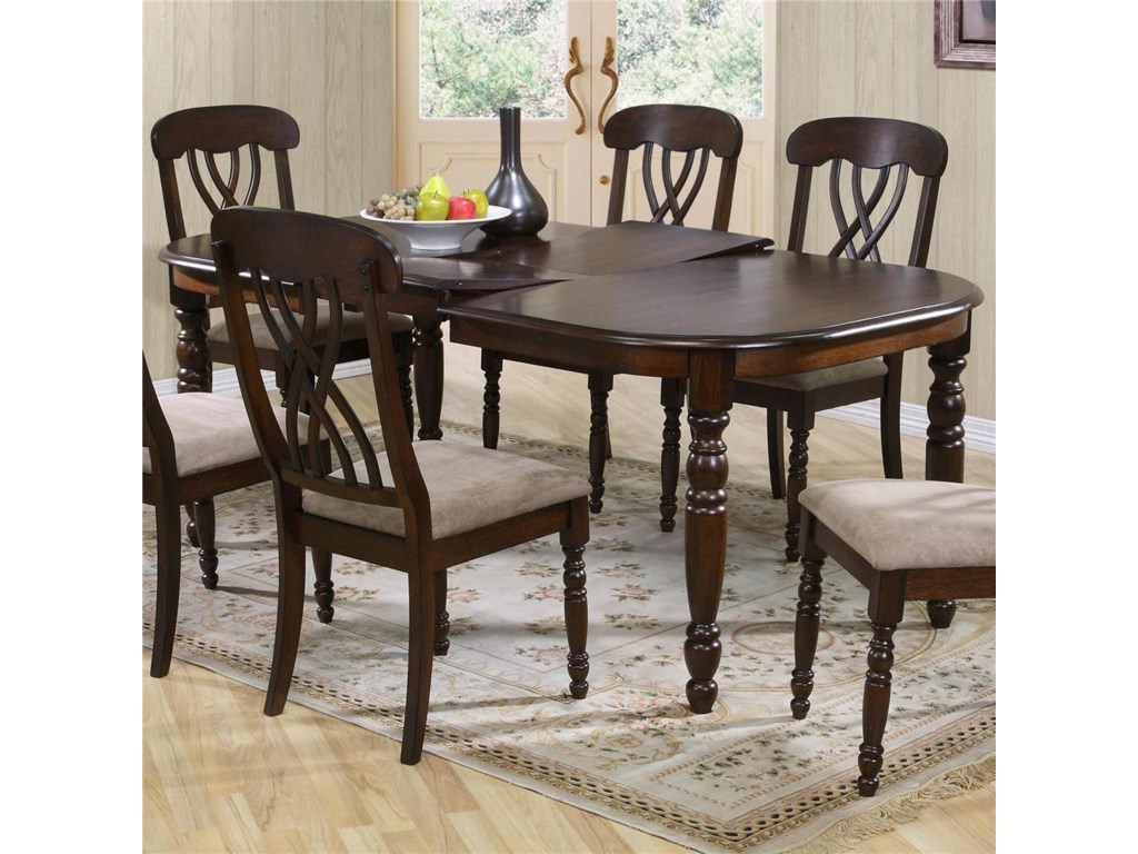 Primo International 9308Dining Table