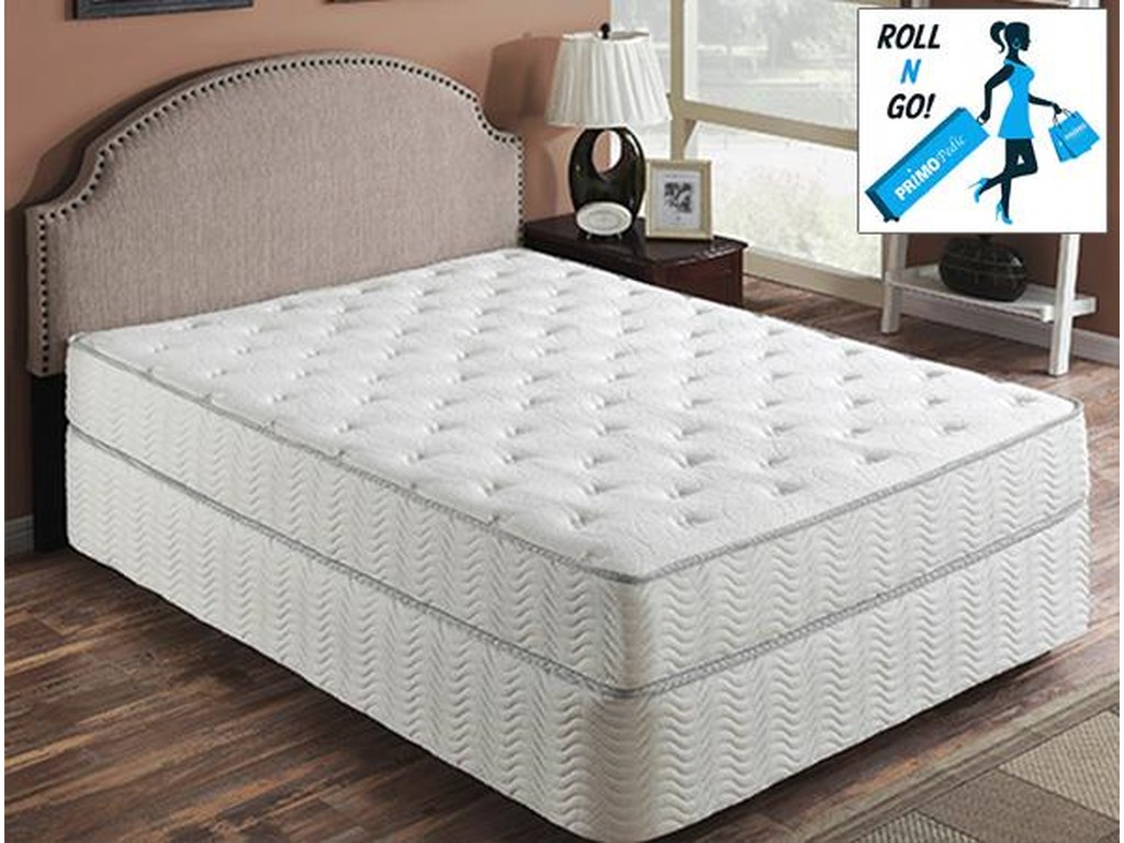 Primo International Galaxy MattressQueen Sz Mattress With Foundation