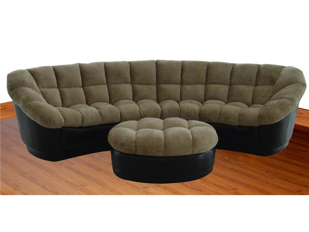 Primo International Ion2 Piece Sectional