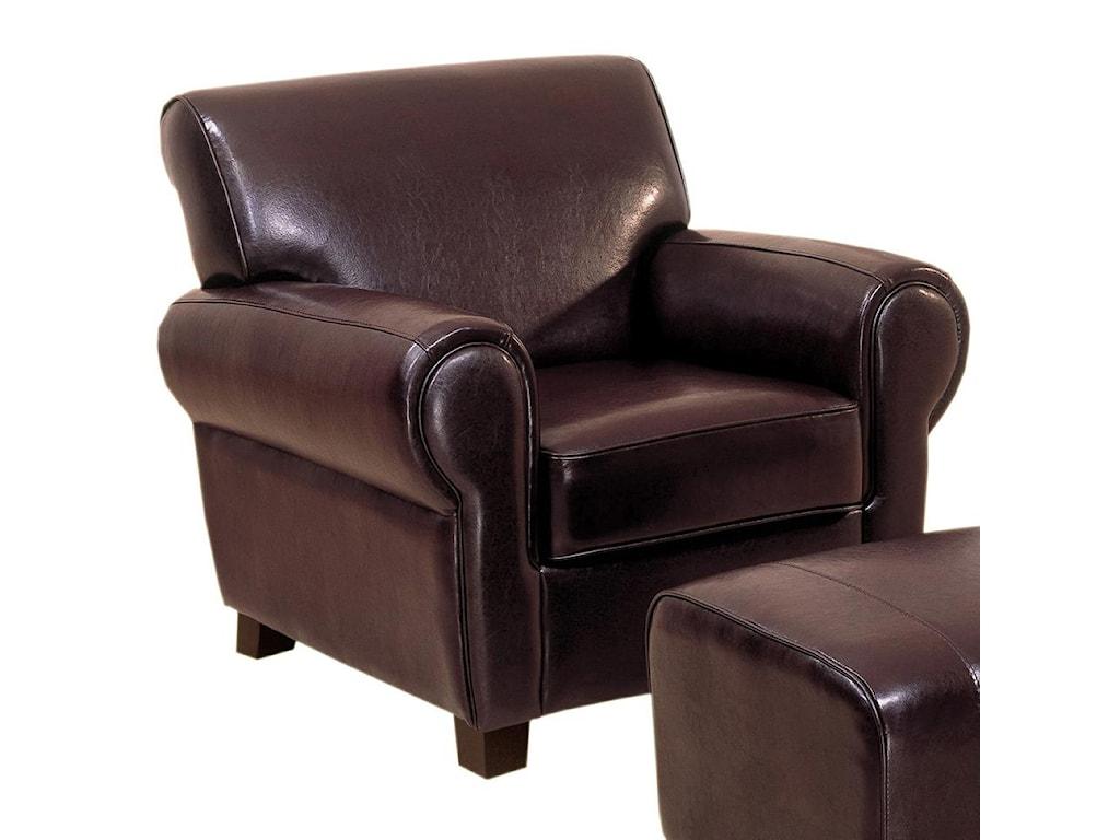 Primo International MahalUpholstered Chair