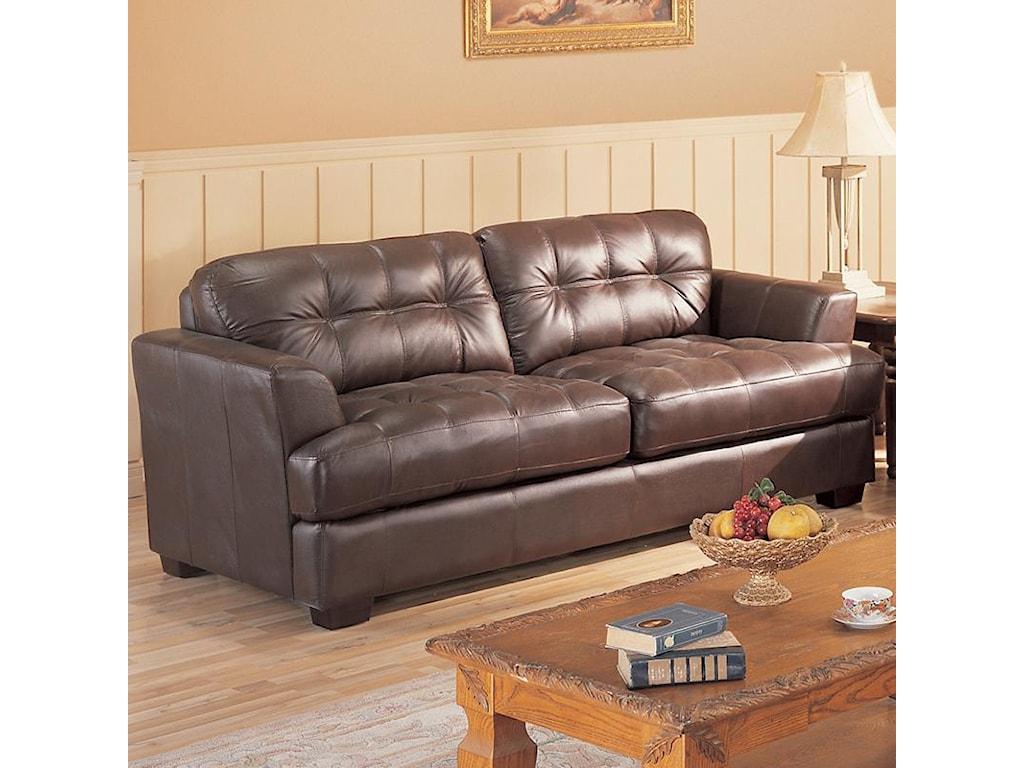 Primo International Milleniumleather Sofa