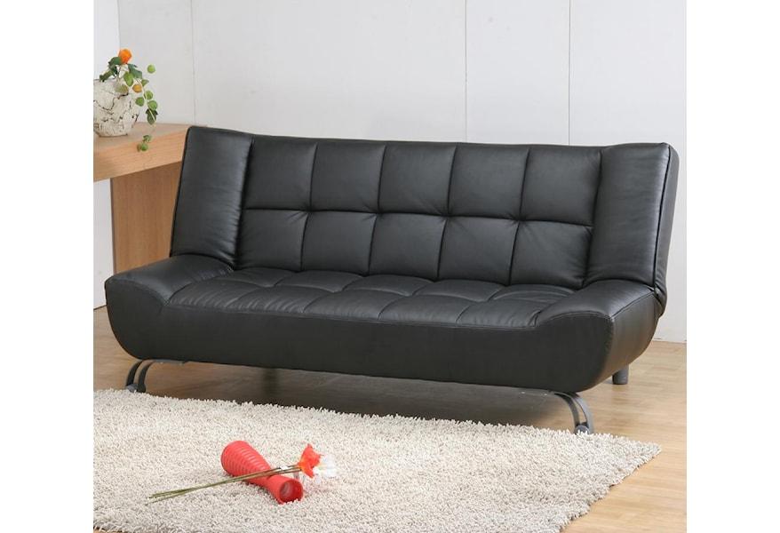 Scorpio Klik Klak Futon Sofa
