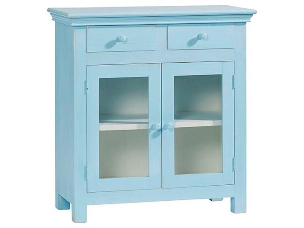 Progressive Furniture AgnesCurio Cabinet