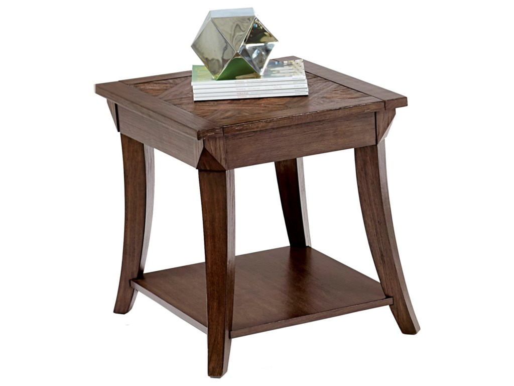 Progressive Furniture Appeal IRectangular End Table