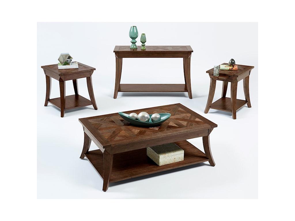 Progressive Furniture Appeal IRectangular End Table