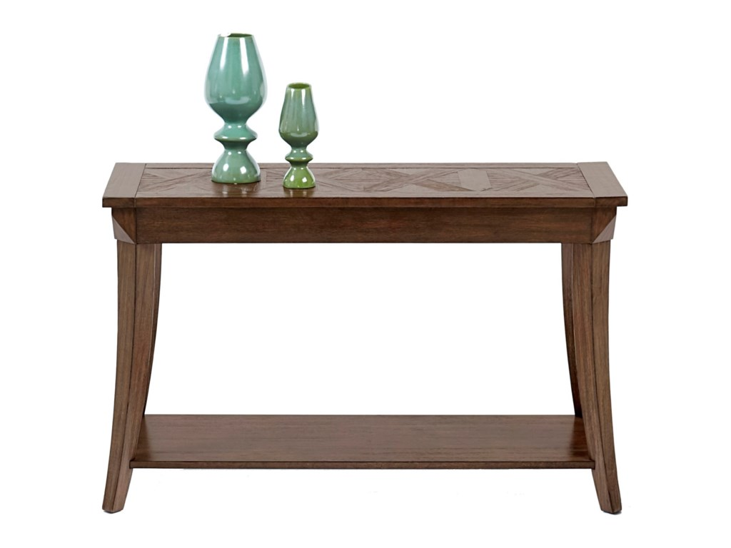Progressive Furniture Appeal ISofa/Console Table